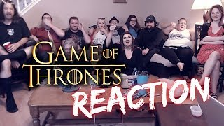 ***SPOILERS*** This is a reaction video of Game of Thrones season 7 premiere,