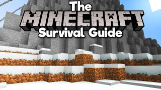 Building Mountains In Survival Pt.2! • The Minecraft Survival Guide (Tutorial Let's Play) [Part 280]