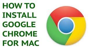 How to Install Google Chrome for Mac