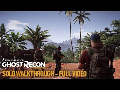 Here's 21 Minutes Of Ghost Recon: Wildlands