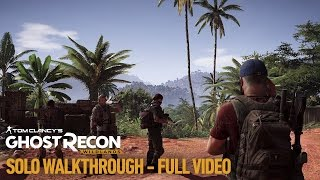 Tom Clancy's Ghost Recon Wildlands: Single Player Gameplay
