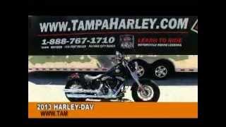 10. New 2013 Harley-Davidson FLS Softail Slim