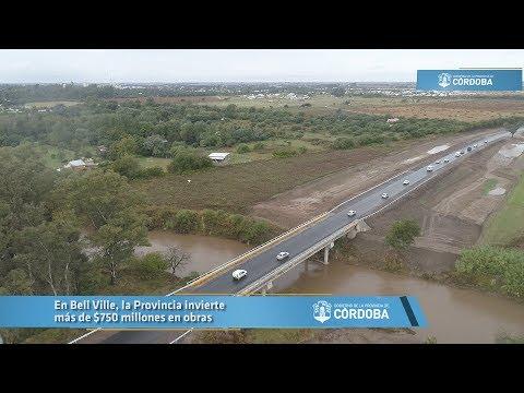 La provincia  invierte más de $750 millones en obras