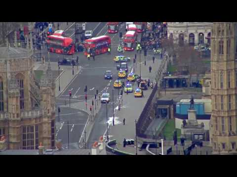 London: Terror in London (März 2017) - Tote und Verle ...