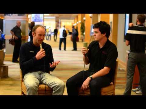 QA2 MAX: Dan Schwamberger, UW-Eau Claire -- 2014 USTFCCCA Convention