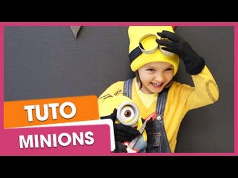 Carnaval : créer son déguisement de Minion | CitizenKid.com