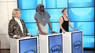 Video 'The Game of THINGS' with Miley Cyrus, Martha Stewart and Snoop Dogg MP3, 3GP, MP4, WEBM, AVI, FLV Agustus 2018
