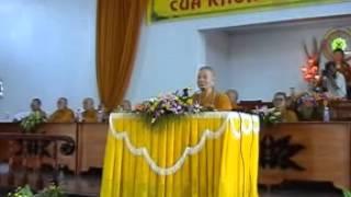 CHỮ HIẾU TRONG ĐẠO PHẬT - HT THÍCH TRÍ QUẢNG thuyết giảng 19.08.2007 (MS 285/2007)