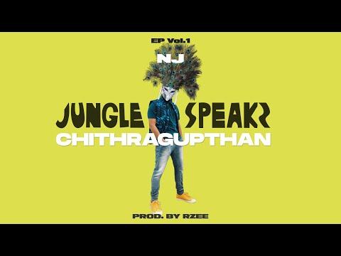 NJ - JUNGLE SPEAKS ft. Chithragupthan (Prod. by RZEE) | Episode 3