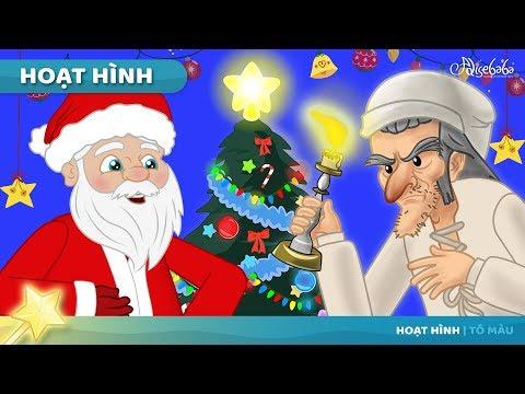 Giáng Sinh câu chuyện cổ tích - Truyện cổ tích việt nam - Hoạt hình cho Trẻ Em - Thời lượng: 22 phút.
