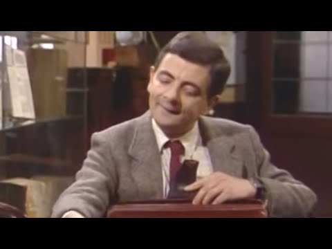 Library & Bus Stop | Full Episodes | Mr. Bean Official