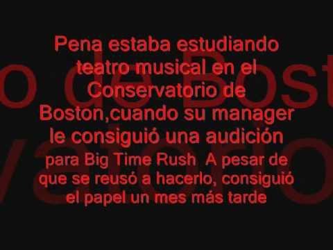 La vida de Carlos Pena antes de Big Time Rush