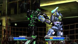 Real Steel DLC 2