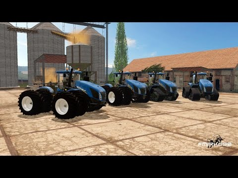 New Holland T9.700 v2