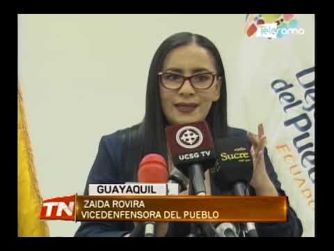 Defensoría del Pueblo solicitó medidas cautelares contra ministerio de educación