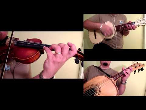 """Violin, Guitarron y Vihuela """"Jesusita en Chihuahua"""""""
