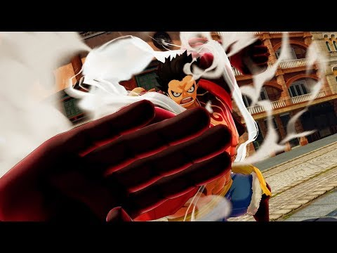 ONE PIECE WORLD SEEKER - Release Date Trailer | PS4, X1, PC