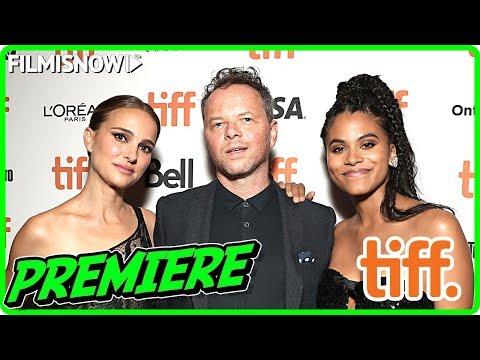 LUCY IN THE SKY | Toronto International Film Festival (TIFF) red carpet & cast interview