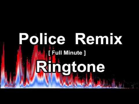 Police Ringtone - Siren Sound Remix - Full minute