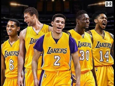 LA Lakers Hype Congratulations Mix