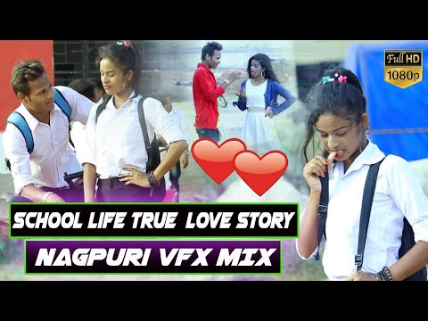 School Life True Nagpuri Love Story Video || Nagpuri Sadri Dance Love Story Video