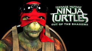 TEENAGE MUTANT NINJA TURTLES: OUT OF THE SHADOWS Makeup Tutorial! by Kat Sketch