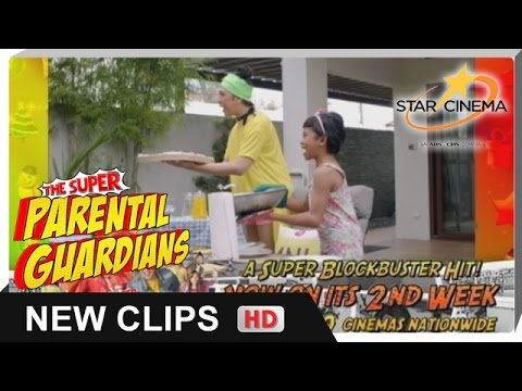 New clips | Now on its 2nd week! 'The Super Parental Guardians'