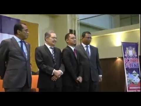 Majlis Penyerahan Intern Johor Talent