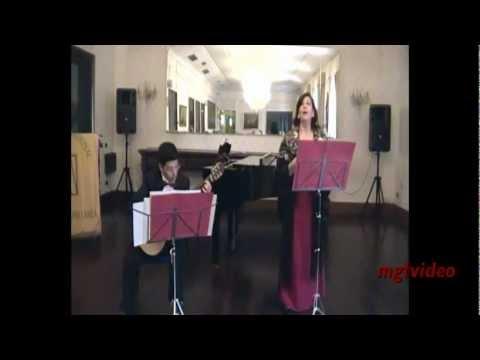 Leys d'Amors - Rita Del Santo e Ciro Zingone in concerto - mgtvideo