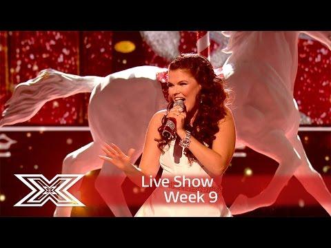 JUURI NYT: Saara Aalto selvitti tiensä Britannian X Factorin Finaaliin!