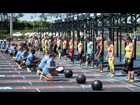 STREAM - The CrossFit Games -- (http://games.crossfit.com) The CrossFit Games® - The Sport of Fitness™ The Fittest On Earth™