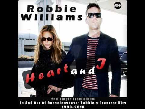 0 Listen: New Robbie Williams & Gary Barlow track Heart & I