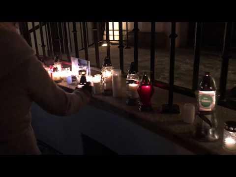 Wideo1: Protest milczenia na leszczyńskim Rynku