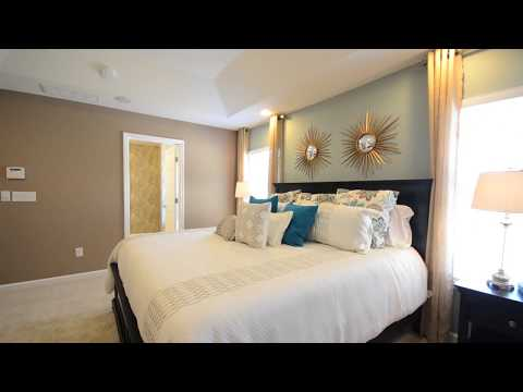 Ambridge Cove New Homes by KB Homes 1865 Model Home Tour