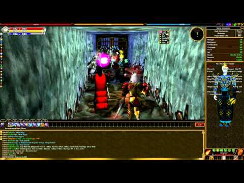 Asheron's Call – 'Raid' Content Gameplay