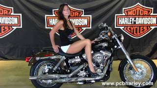 7. New 2013 Harley-Davidson FXDC Dyna Super Glide Custom -110th Anniversary Edition