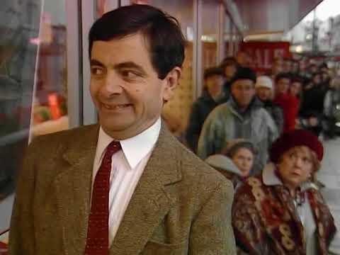 Bean Can't Wait   Funny Clips   Mr Bean Official - Thời lượng: 10 phút.