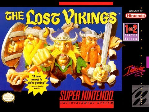 Are the Lost Vikings Games Worth Playing Today? - SNESdrunk