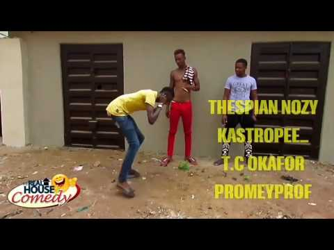 The advantage of VOICE (Real House Of Comedy) (Nigerian Comedy)