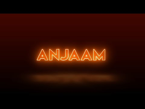 ANJAAM - Short Film | Full Movie