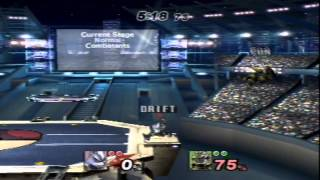 Catch my Drift (Project M Combo Video) 3.02 – Drift108