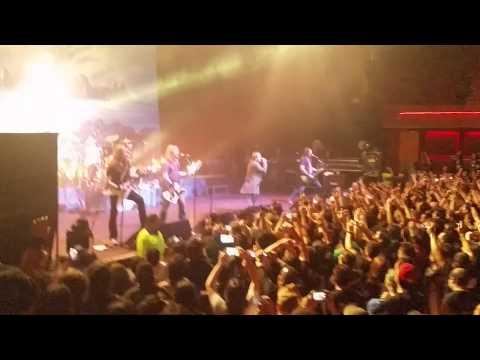 Edguy - Love Tyger (Caupolican 10-12-2014) (видео)