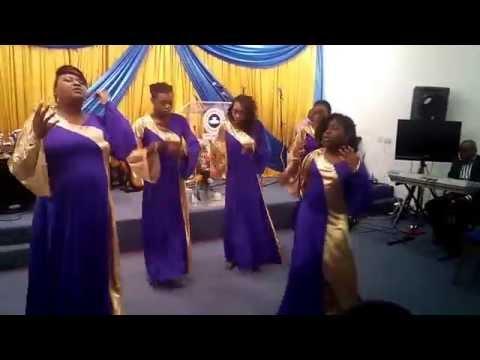 The Levites Performing Monique Power Flow