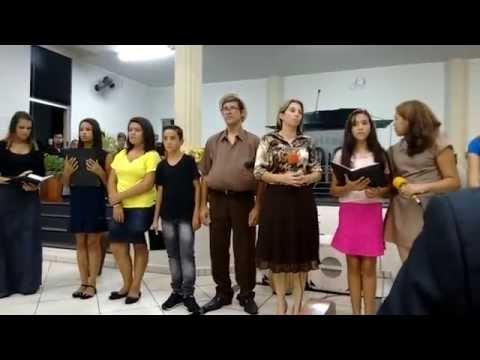 Teatro juventude igreja assembleia de Deus Ribeirão do Pinhal! Cristo libertador