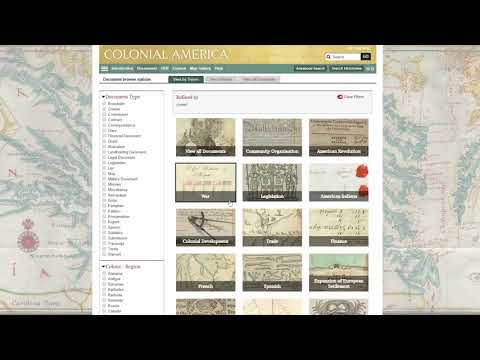 Product Overview: Colonial America
