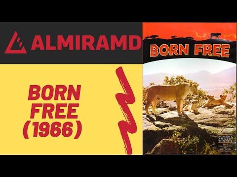 Born Free (1966) ORIGINAL TRAILER [HD 1080p]
