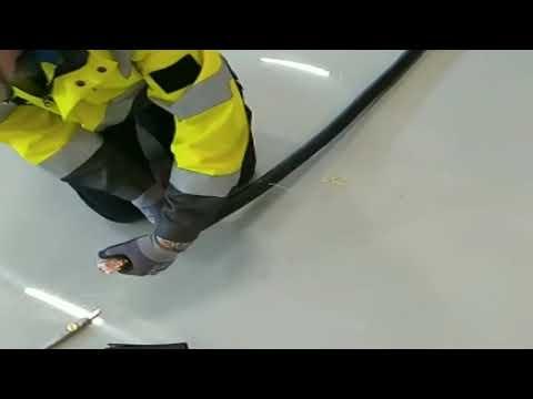 Helkama Hybrid Cable Rip Cord