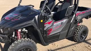 8. 2019 Yamaha Wolverine X2 SE850