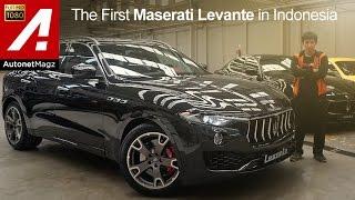 Download Video First impression review Maserati Levante Indonesia MP3 3GP MP4