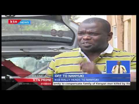Motorsports moves to Mount Kenya region